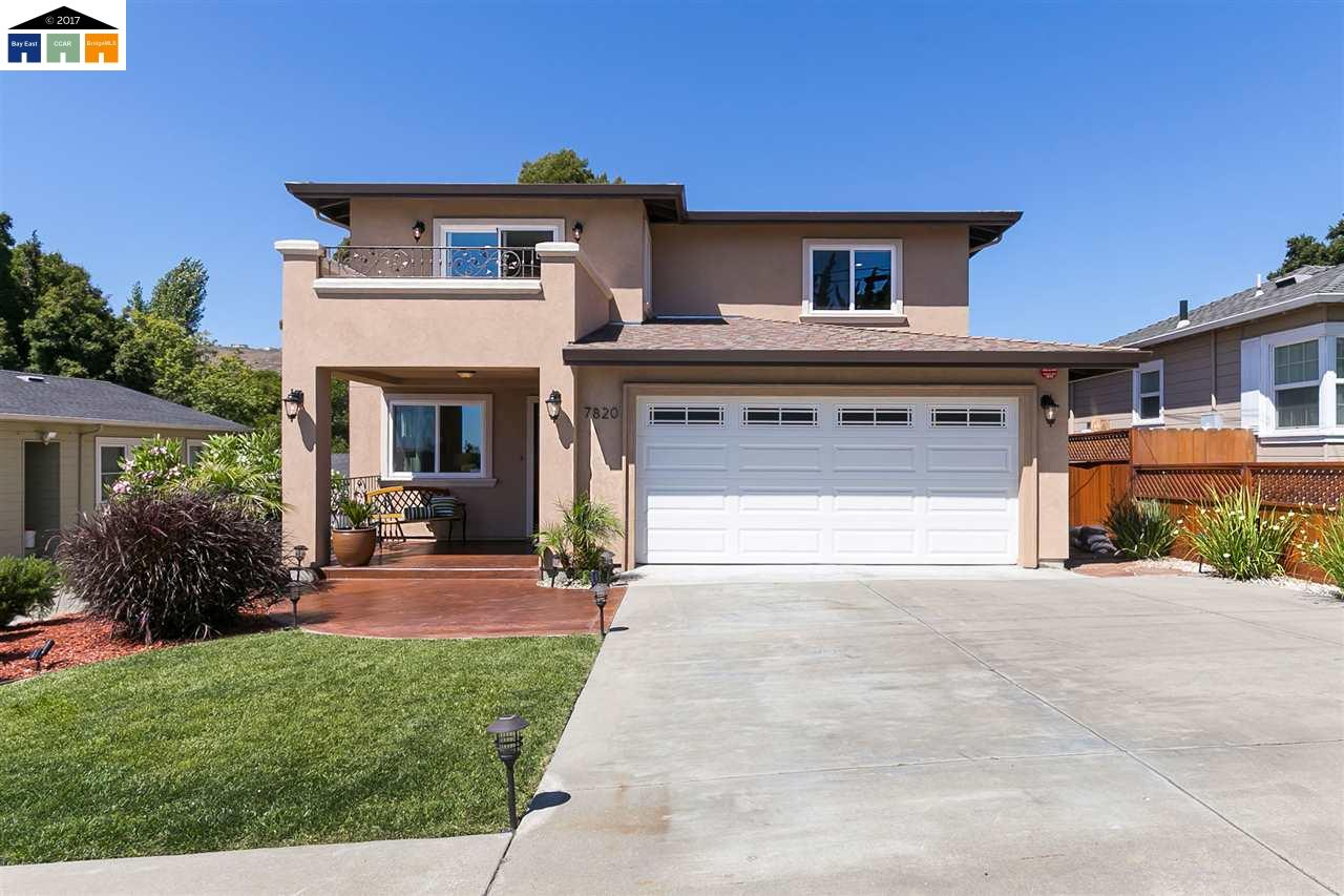 7820 Crest, OAKLAND, CA 94605