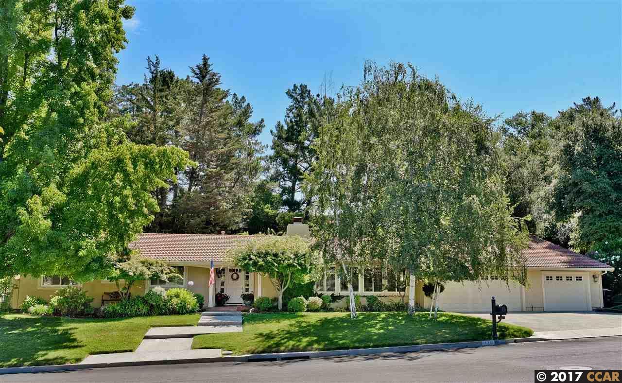 121 Valley Oaks Dr, ALAMO, CA 94507