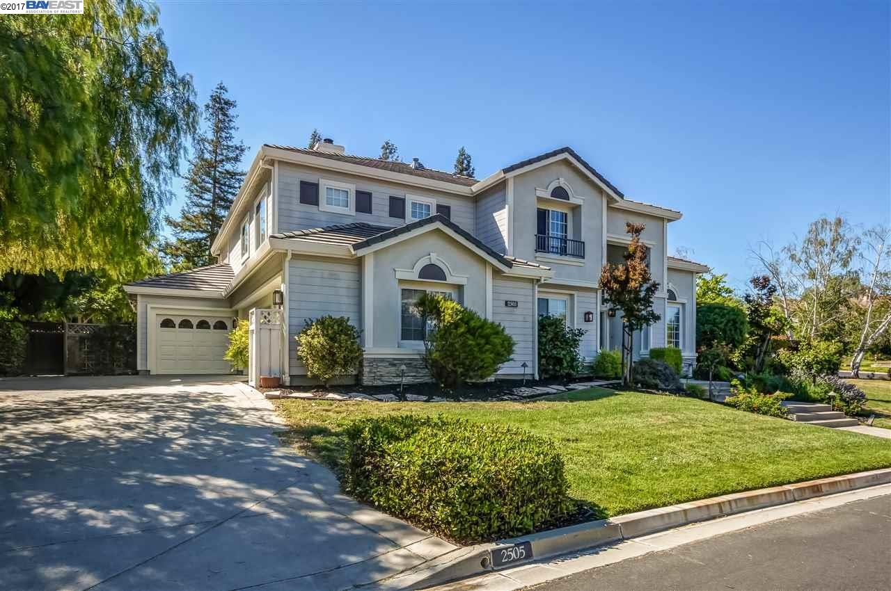 Single Family Home for Sale at 2505 Arlotta Place Pleasanton, California 94588 United States