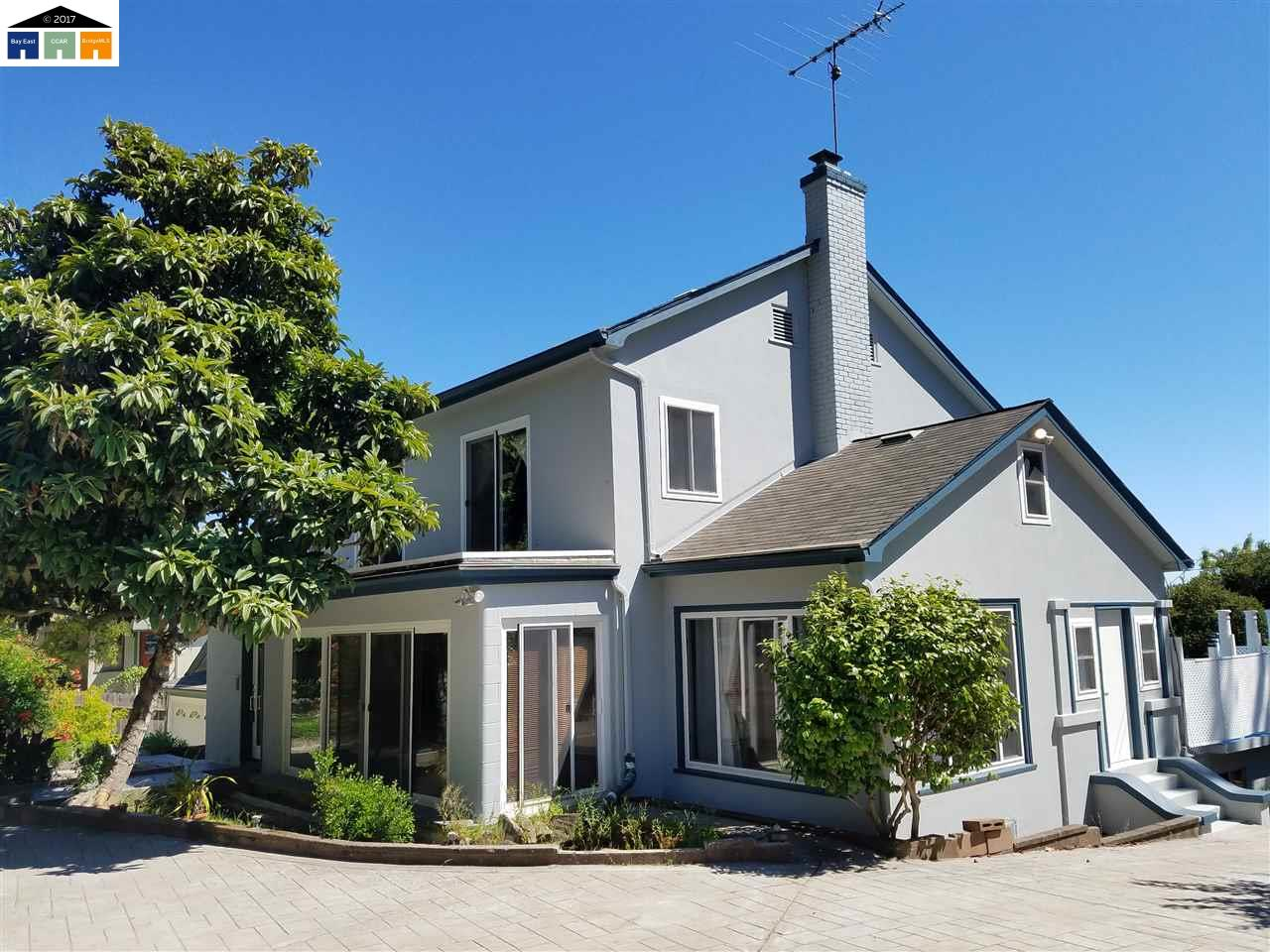 Single Family Home for Sale at 3026 Guido Street 3026 Guido Street Oakland, California 94602 United States
