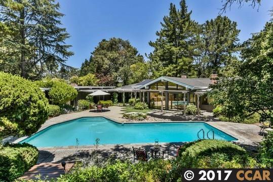Einfamilienhaus für Verkauf beim 53 El Camino Corto Walnut Creek, Kalifornien 94596 Vereinigte Staaten
