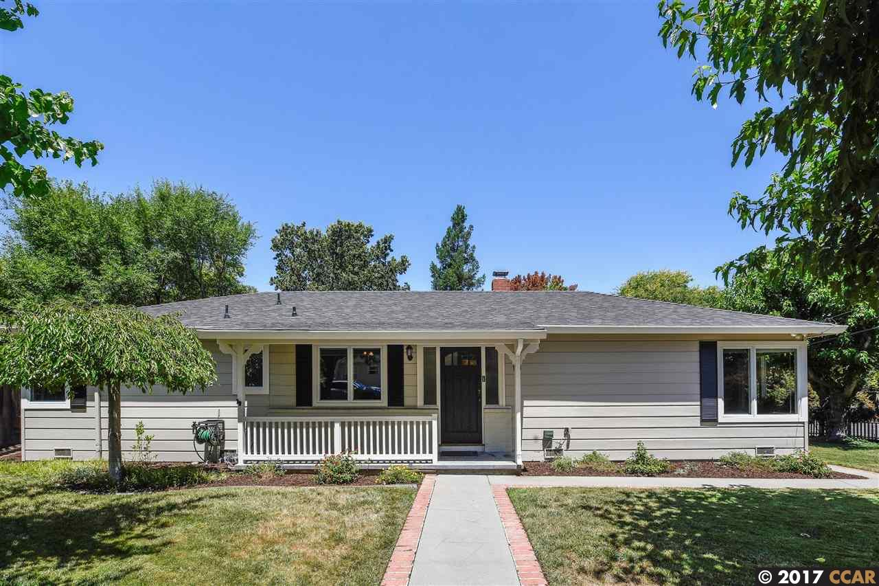 100 Andrea Dr, WALNUT CREEK, CA 94596
