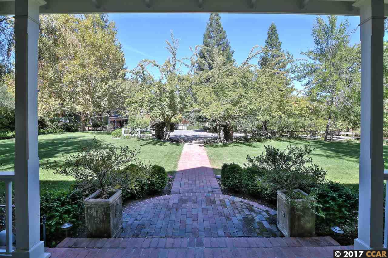 Additional photo for property listing at 287 Cross Road  Alamo, Californie 94507 États-Unis