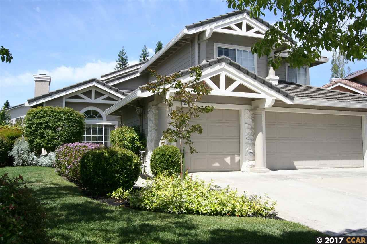 واحد منزل الأسرة للـ Rent في 332 Deepcreek Court Danville, California 94506 United States