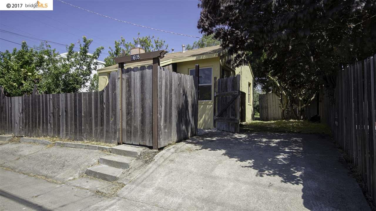 1605 Julia Street, BERKELEY, CA 94703