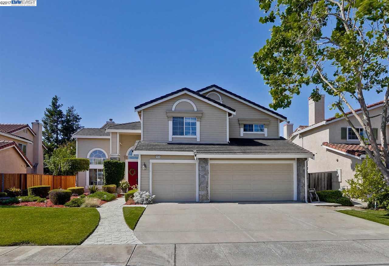 Casa Unifamiliar por un Venta en 4420 Alvarado Blvd Union City, California 94587 Estados Unidos