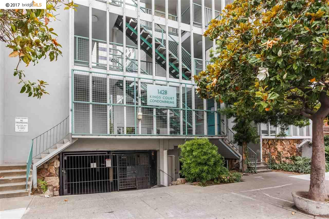 Condominium for Sale at 1428 Madison Street Oakland, California 94612 United States