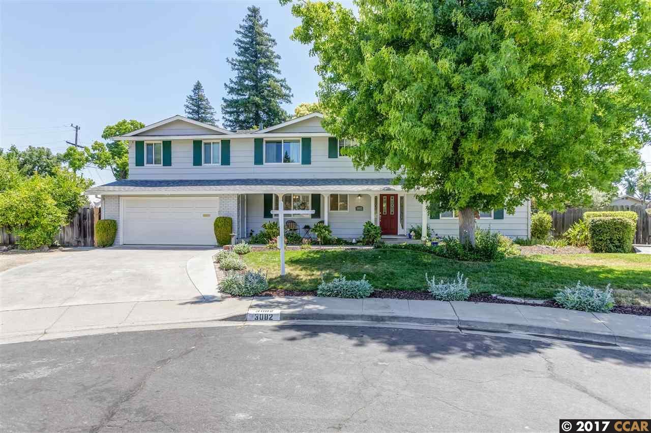 3082 Santa Maria Ct, CONCORD, CA 94518