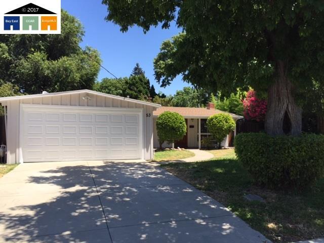 53 Santa Monica Dr, PLEASANT HILL, CA 94523