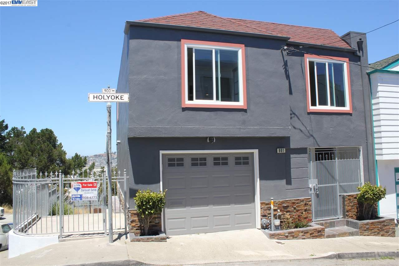 Additional photo for property listing at 901 Holyoke Street  San Francisco, Kalifornien 94134 Vereinigte Staaten