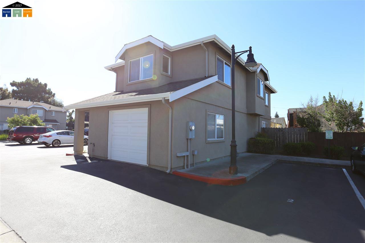 Кондоминиум для того Продажа на 20715 Grove Park Place Hayward, Калифорния 94541 Соединенные Штаты