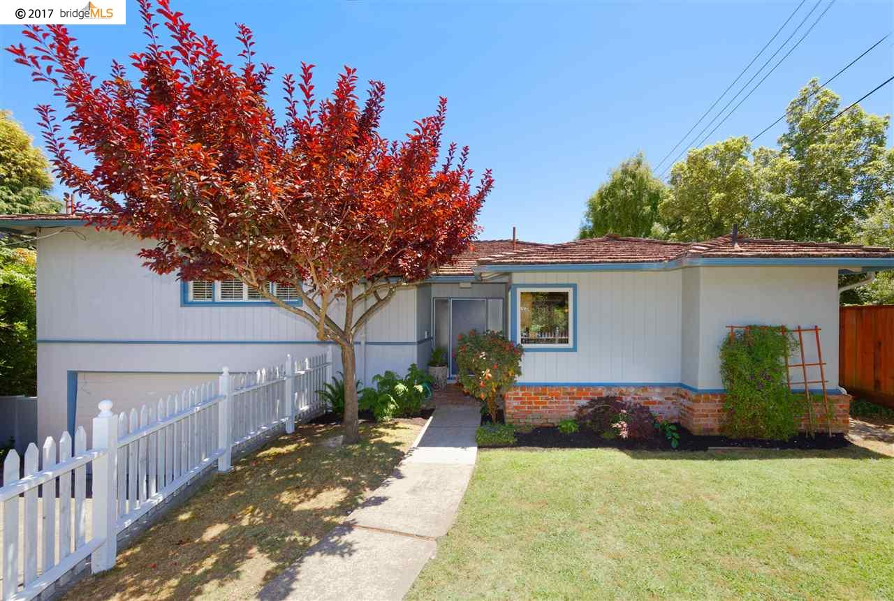 Additional photo for property listing at 45 Kensington Court  Kensington, California 94707 United States