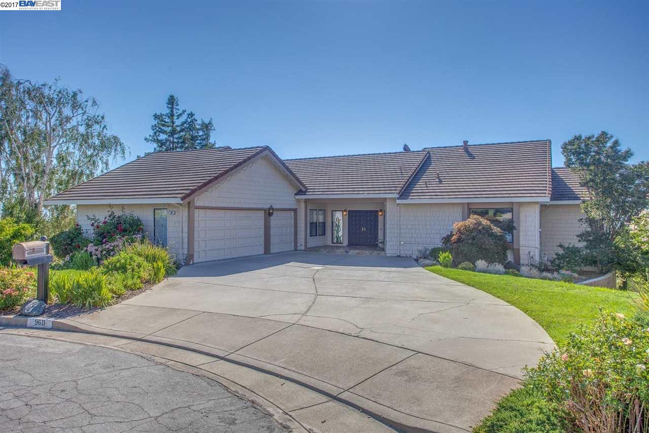 واحد منزل الأسرة للـ Rent في 960 JOSHUA Fremont, California 94539 United States