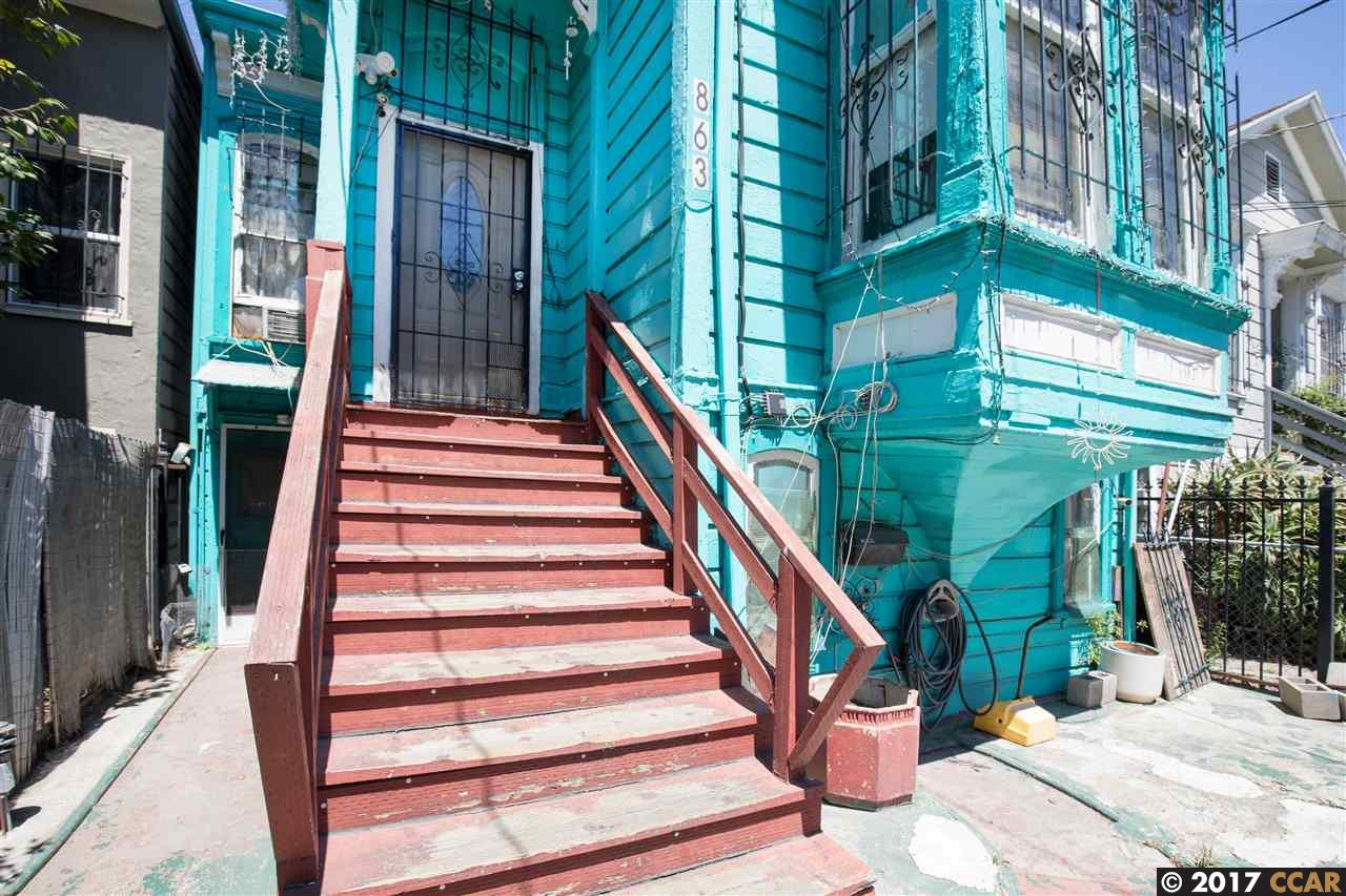 Additional photo for property listing at 863 Willow Street 863 Willow Street Oakland, California 94607 United States
