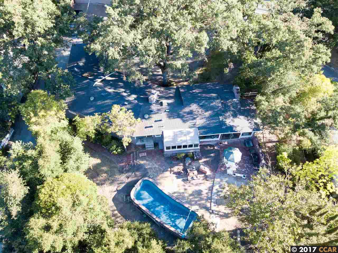 Частный односемейный дом для того Продажа на 1810 Alameda Diablo Diablo, Калифорния 94528 Соединенные Штаты