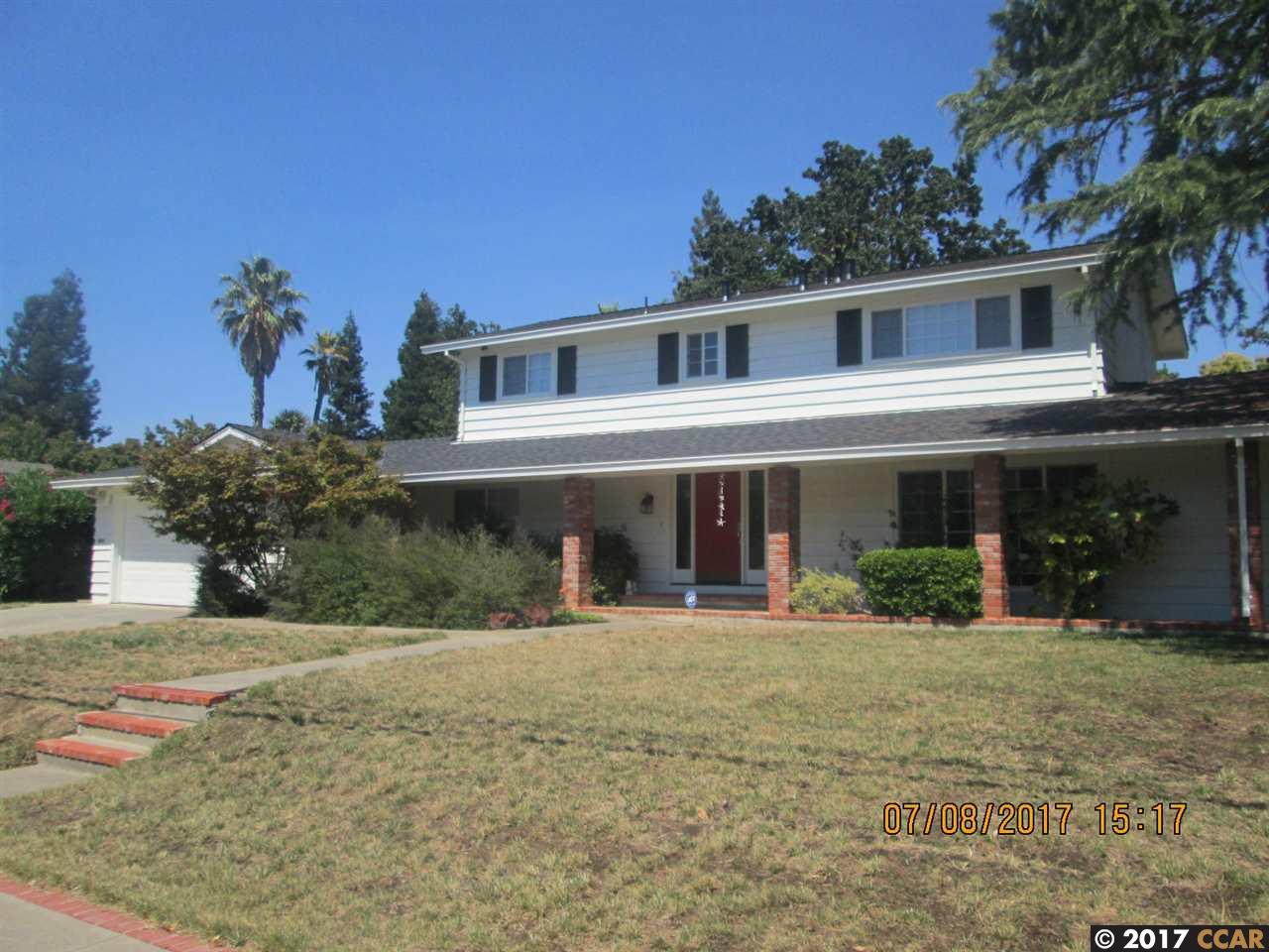 Maison unifamiliale pour l à louer à 3158 Naranja Drive Walnut Creek, Californie 94598 États-Unis