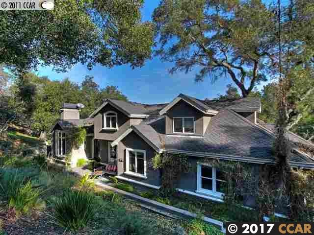 واحد منزل الأسرة للـ Rent في 49 DIABLO VIEW Drive Orinda, California 94563 United States