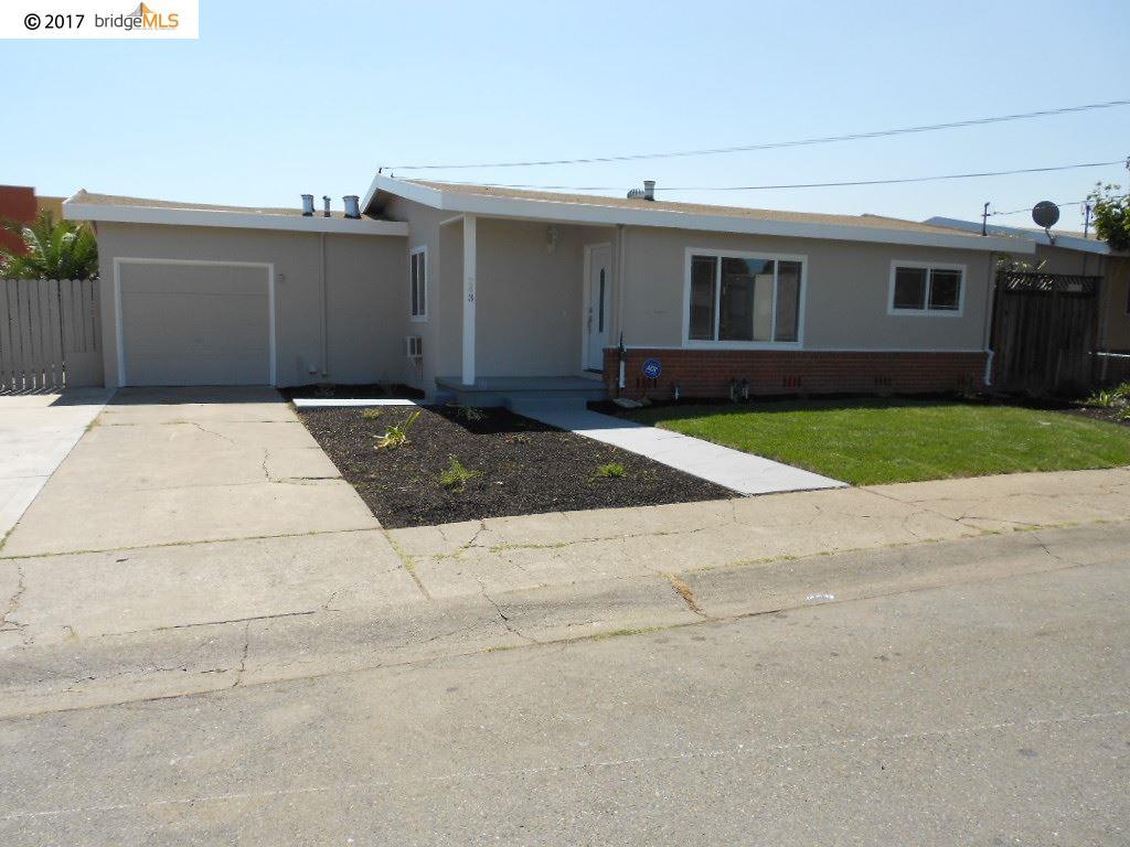 243 Diane Ave, PITTSBURG, CA 94565