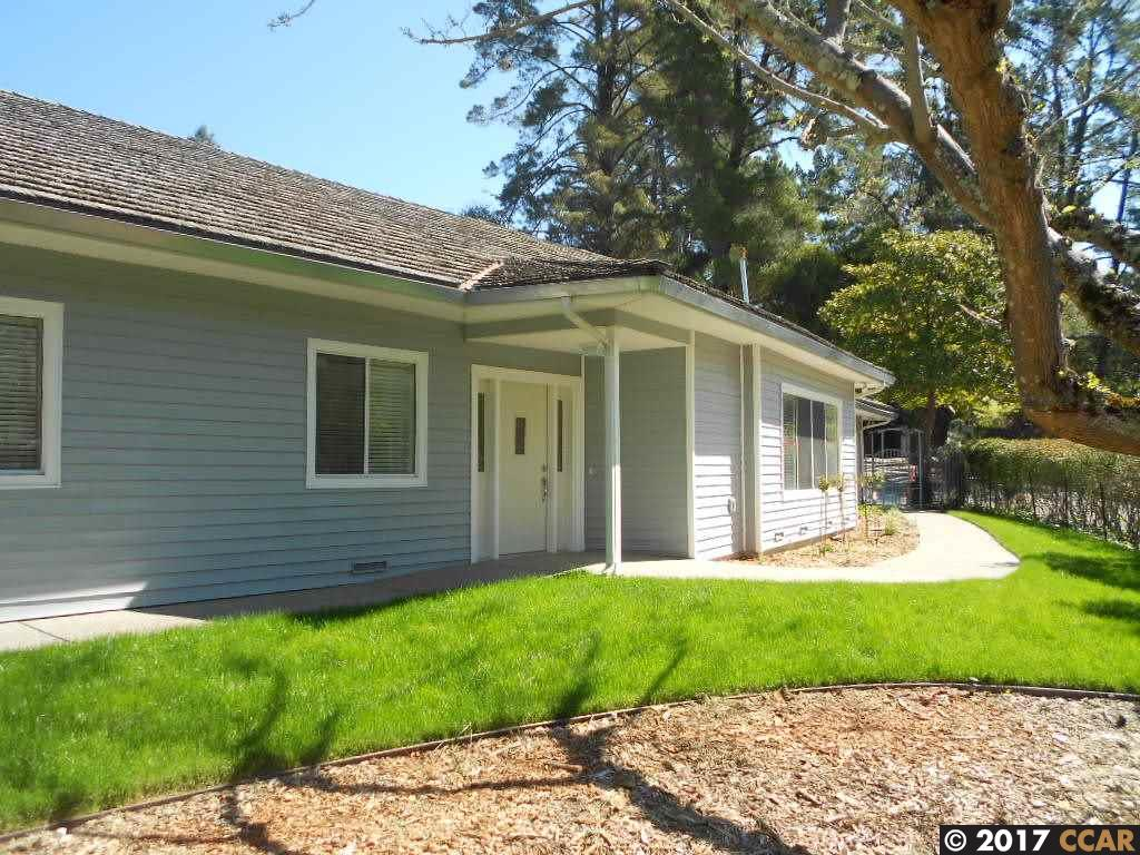 واحد منزل الأسرة للـ Rent في 79 Orchard Road Orinda, California 94563 United States
