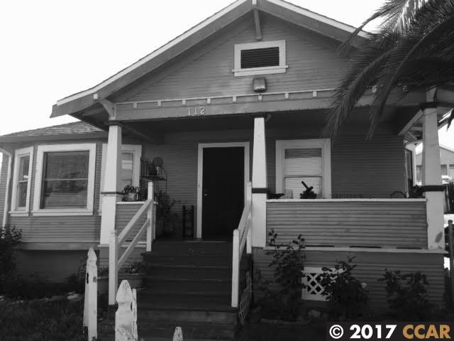 112 PACIFIC AVE, RODEO, CA 94572
