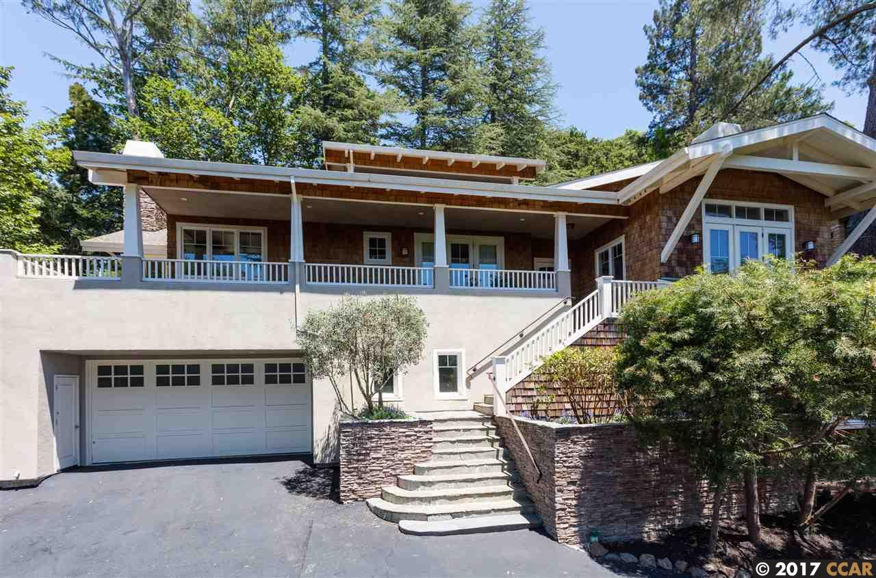 Single Family Home for Sale at 7 La Cintilla Orinda, California 94563 United States