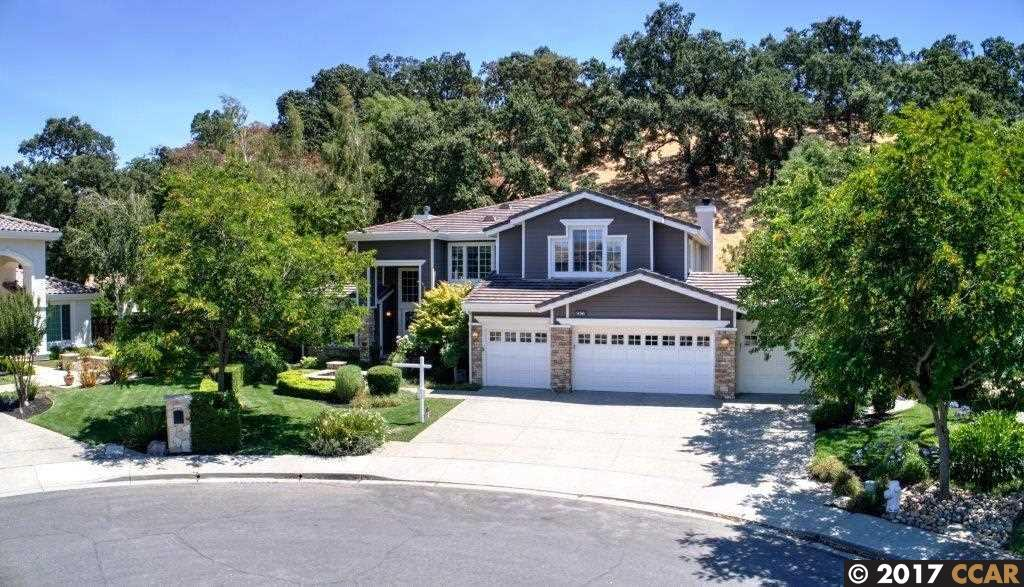 Single Family Home for Sale at 936 DANA HIGHLANDS Court Lafayette, California 94549 United States
