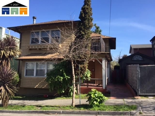 Additional photo for property listing at 832 E 21St Street  Oakland, California 94606 United States