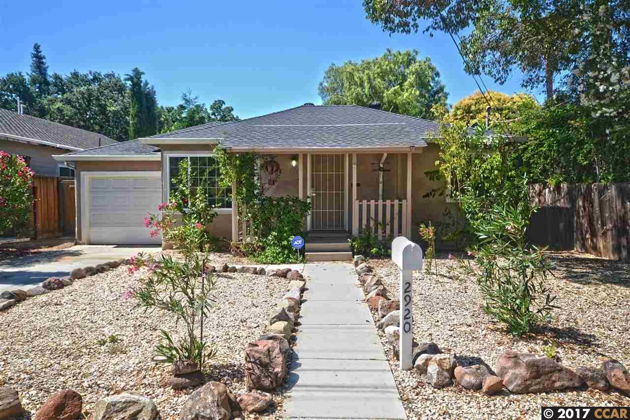 Einfamilienhaus für Verkauf beim 2920 Pacific Street Concord, Kalifornien 94518 Vereinigte Staaten