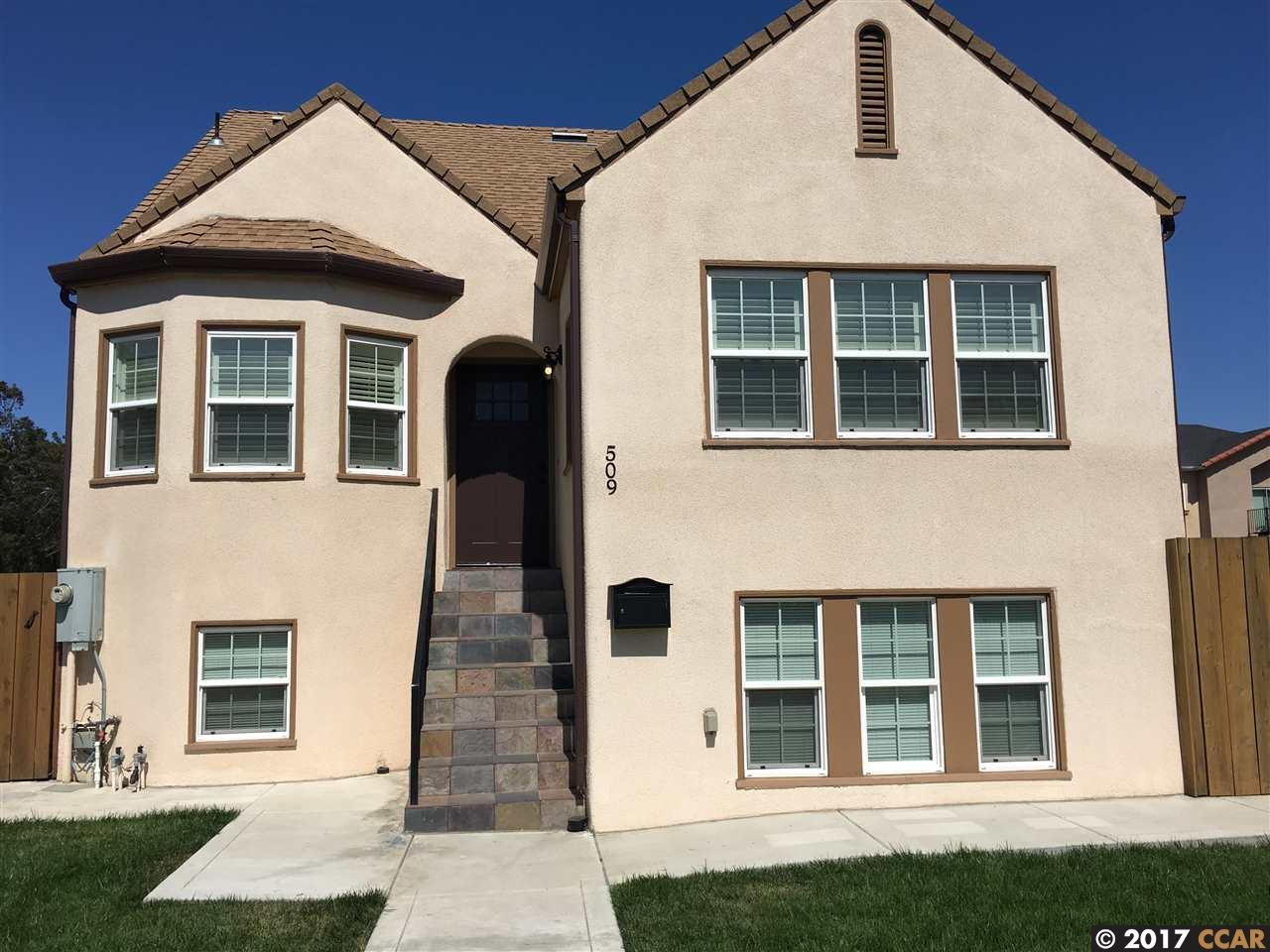 Terreno por un Venta en 507 Parker Avenue Rodeo, California 94572 Estados Unidos