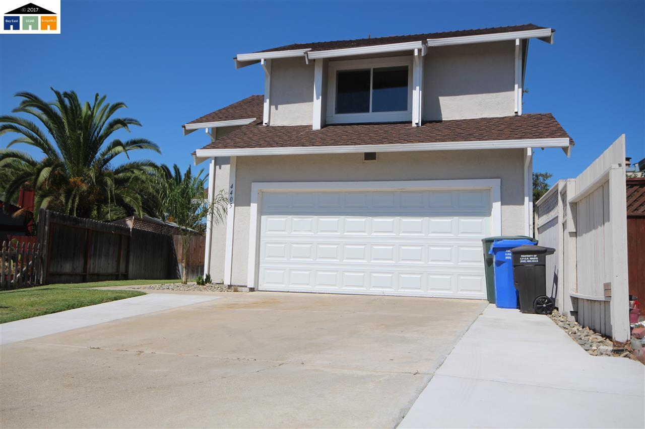Additional photo for property listing at 4405 Macadamia Lane  Oakley, カリフォルニア 94561 アメリカ合衆国