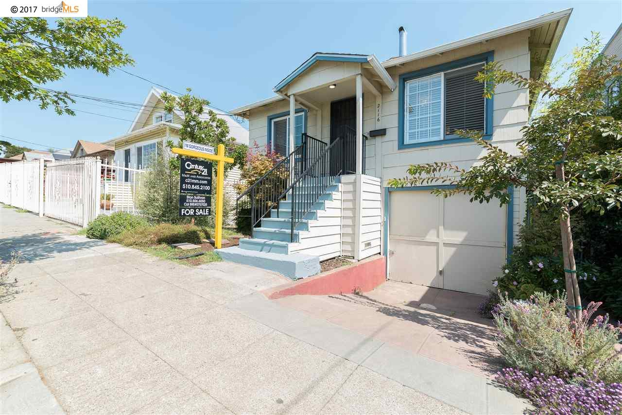Additional photo for property listing at 2116 48Th Avenue  Oakland, California 94601 Estados Unidos