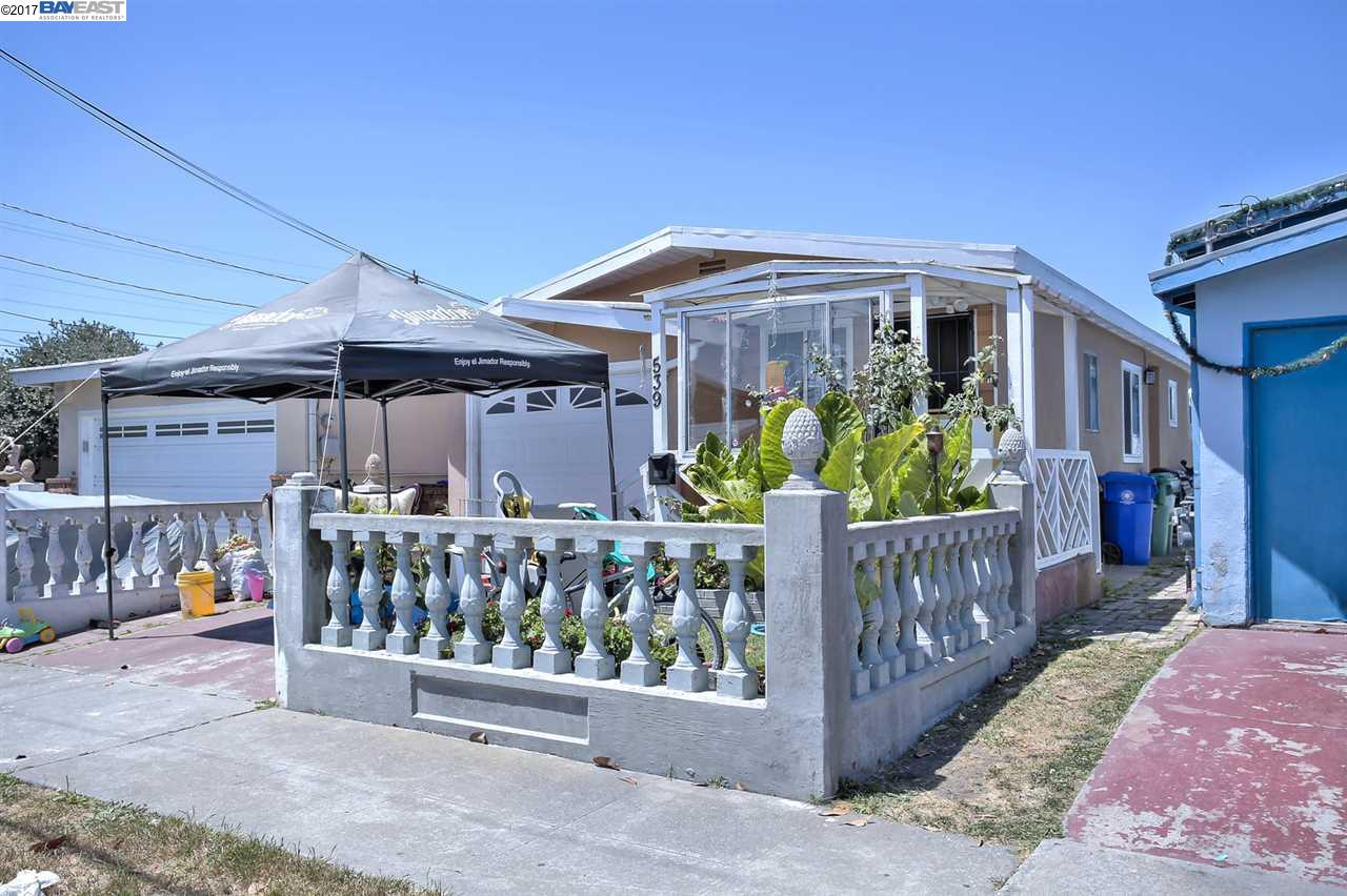 539 S 20TH, RICHMOND, CA 94804