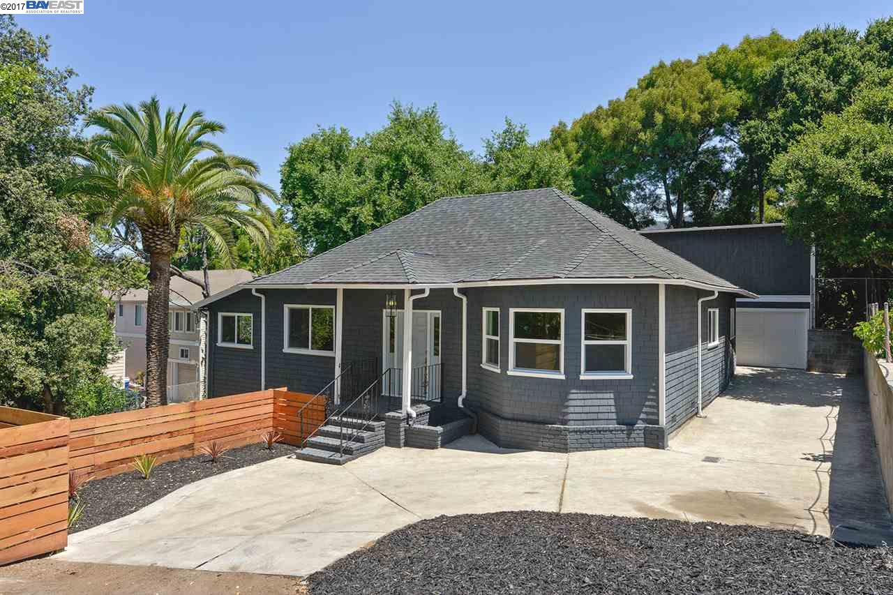 Casa Unifamiliar por un Venta en 3272 Dakota Street Oakland, California 94602 Estados Unidos