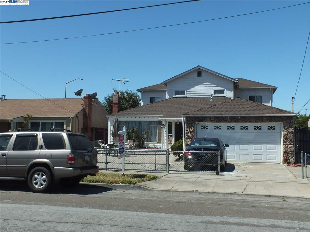 Single Family Home for Sale at 1459 Leonard Drive San Leandro, California 94577 United States