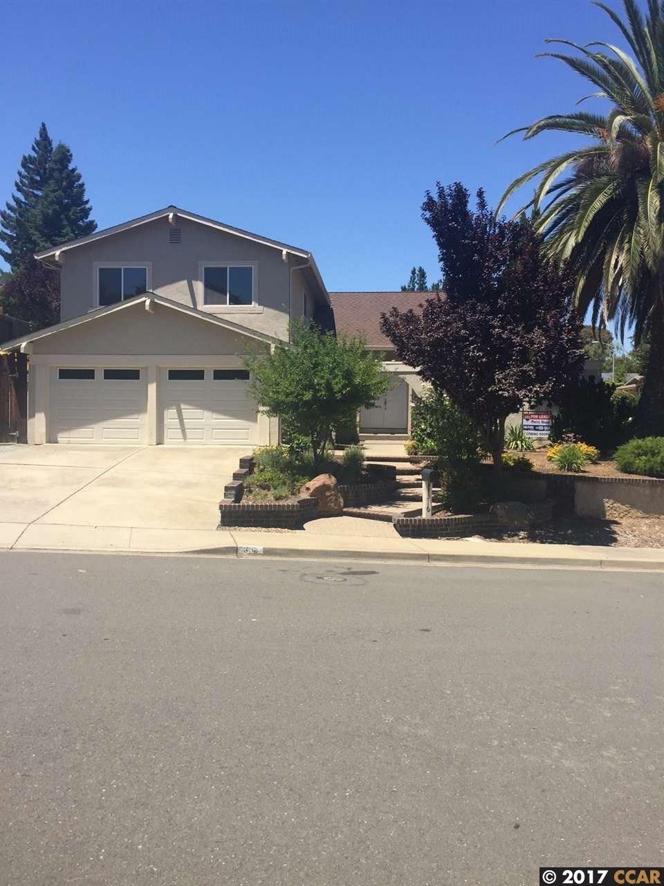 Single Family Home for Rent at 316 Mt. Washington Way Clayton, California 94517 United States