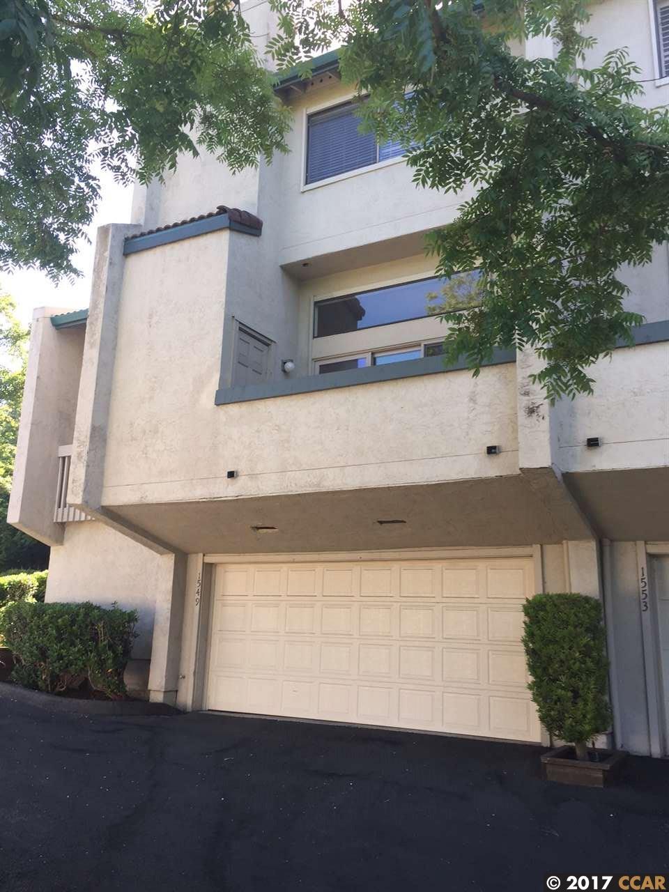 Stadthaus für Mieten beim 1549 Moraga Way Moraga, Kalifornien 94556 Vereinigte Staaten