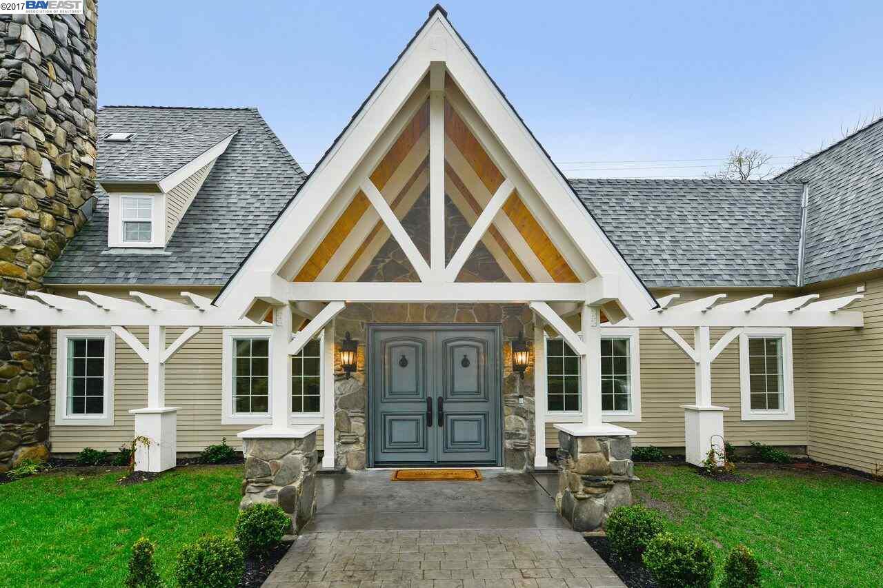 Частный односемейный дом для того Аренда на 1285 Danville Bvld Alamo, Калифорния 94507 Соединенные Штаты