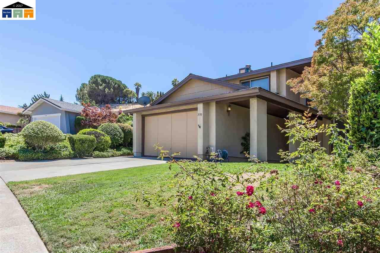 1530 Swallow Way, HERCULES, CA 94547