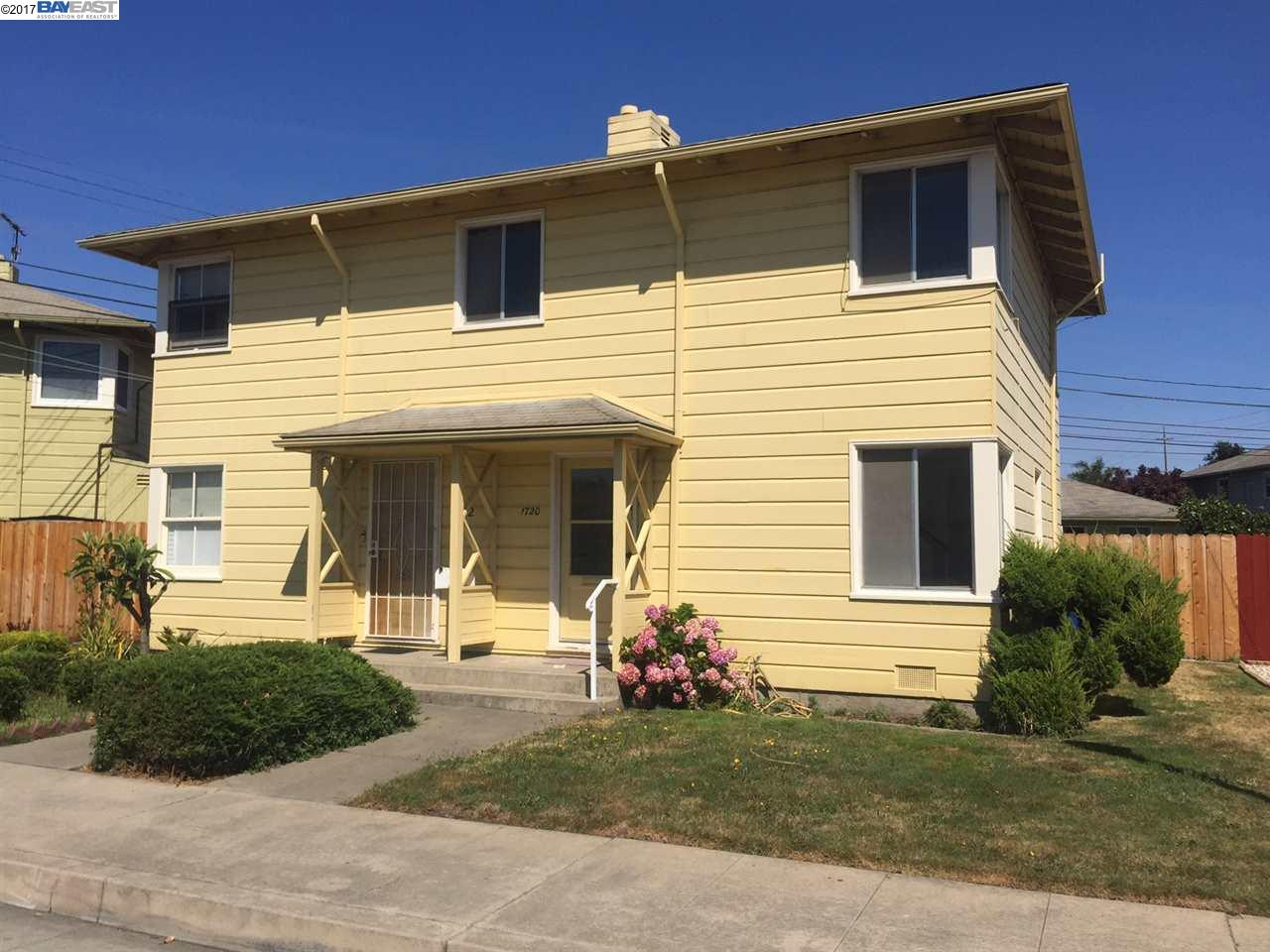 Townhouse for Sale at 1720 Second Street Alameda, California 94501 United States
