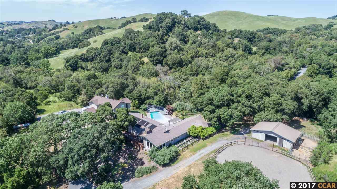 Single Family Home for Sale at 1031 Bollinger Canyon Moraga, California 94556 United States