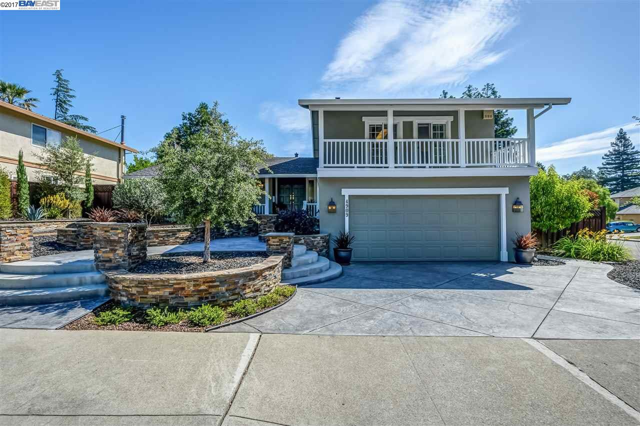 Single Family Home for Sale at 4909 Forest Hill Drive Pleasanton, California 94588 United States