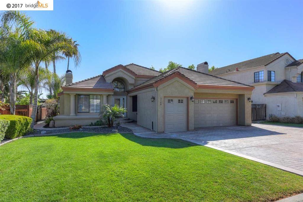 Casa Unifamiliar por un Alquiler en 5140 Edgeview Drive Discovery Bay, California 94505 Estados Unidos