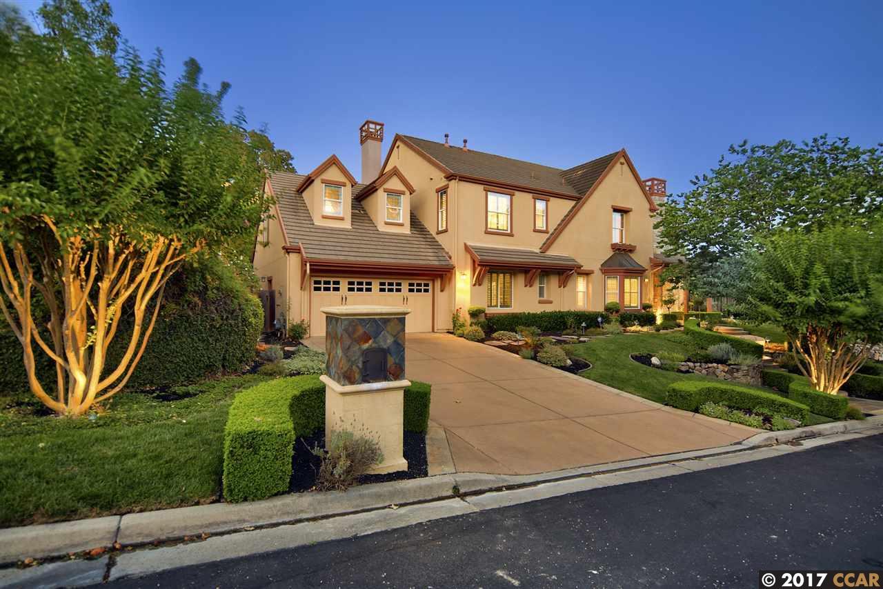 4040 Stone Valley Oaks Dr, ALAMO, CA 94507
