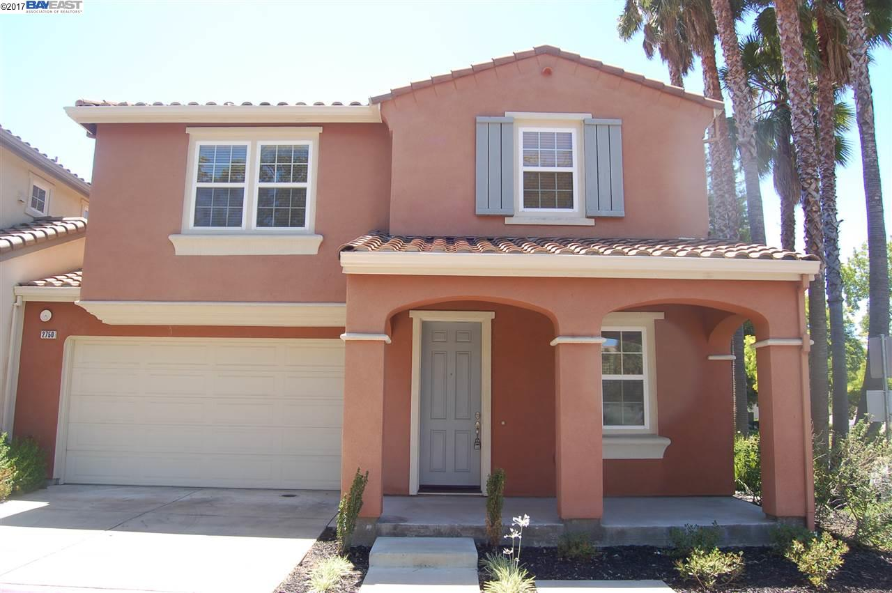 Casa Unifamiliar por un Venta en 2750 Trailside Lane Concord, California 94518 Estados Unidos