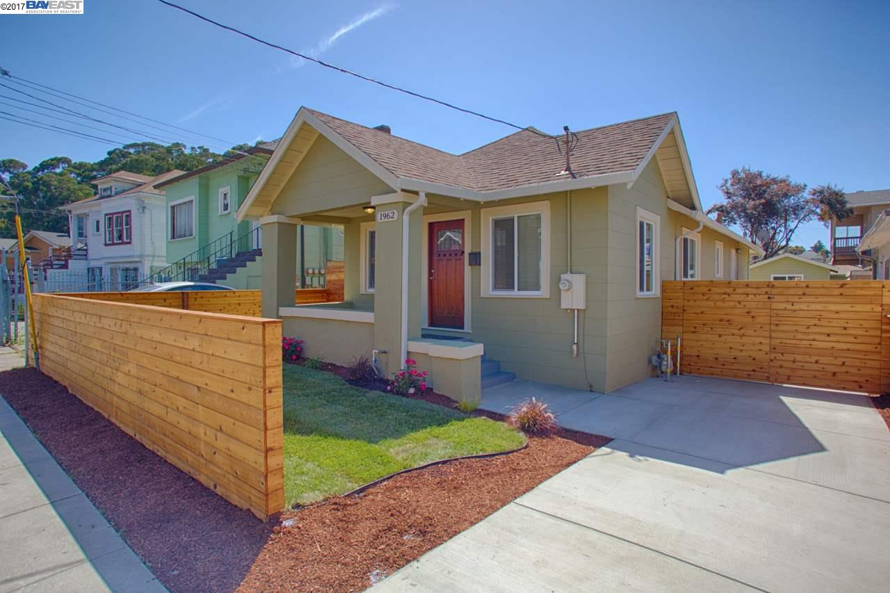 Additional photo for property listing at 1962 Harrington Avenue  Oakland, Kalifornien 94601 Vereinigte Staaten