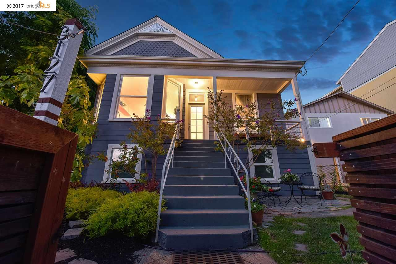 Additional photo for property listing at 3127 Harper Street  Berkeley, California 94703 United States
