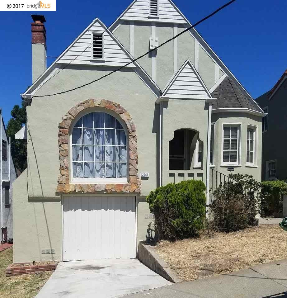 Additional photo for property listing at 2947 75th Avenue  Oakland, California 94605 United States