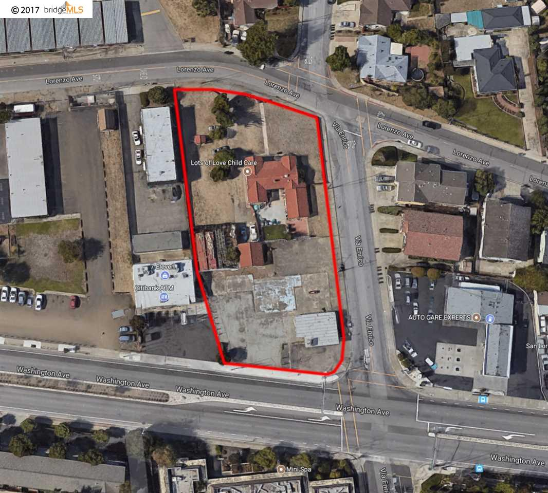 Commercial for Sale at 15601 Washington Avenue San Lorenzo, California 94580 United States