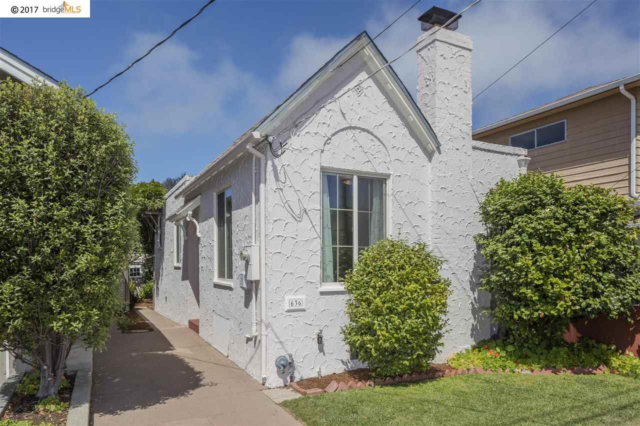 636 Cornell Ave, ALBANY, CA 94706