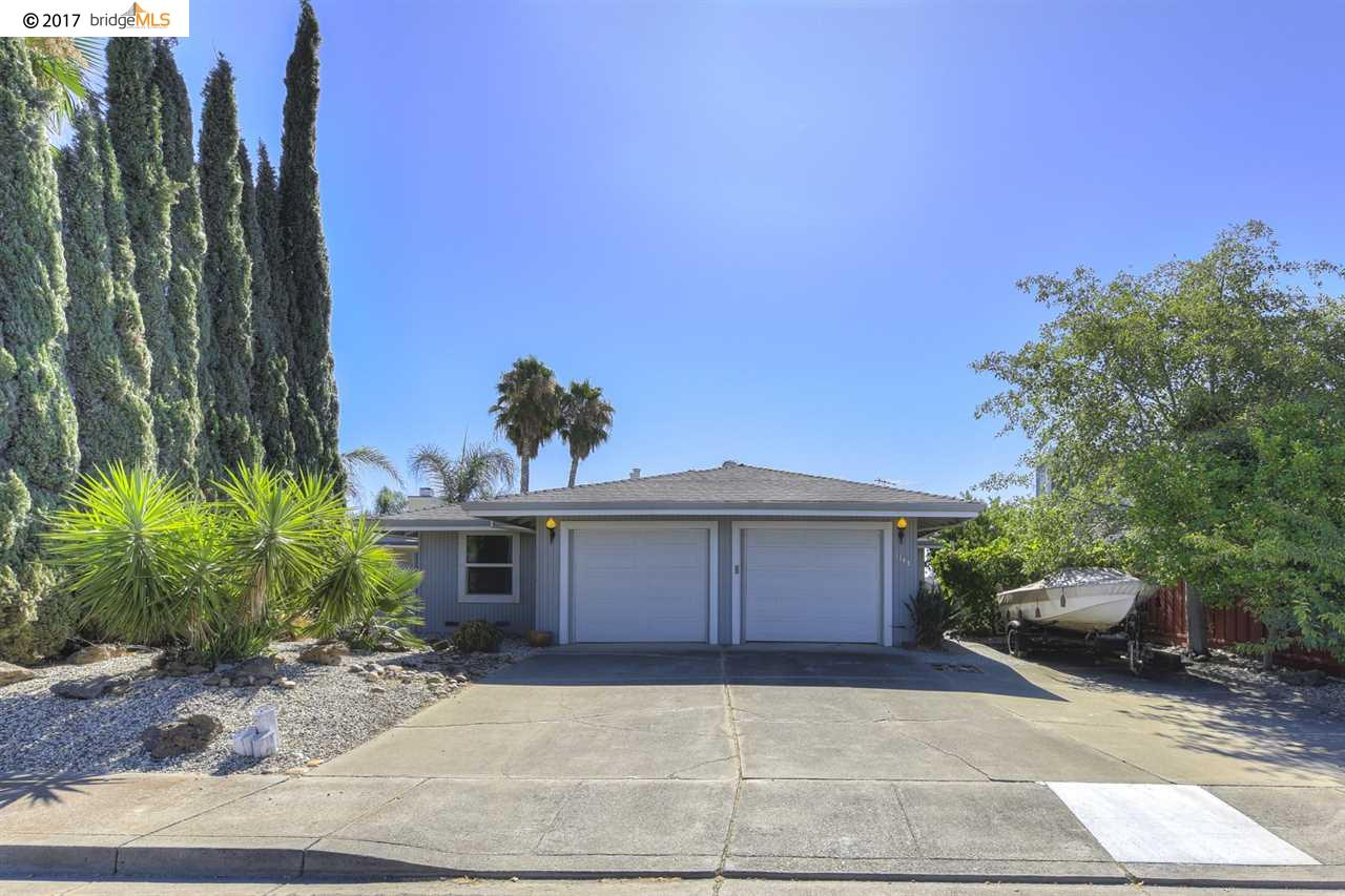 Additional photo for property listing at 1143 Beach Court 1143 Beach Court Discovery Bay, カリフォルニア 94505 アメリカ合衆国